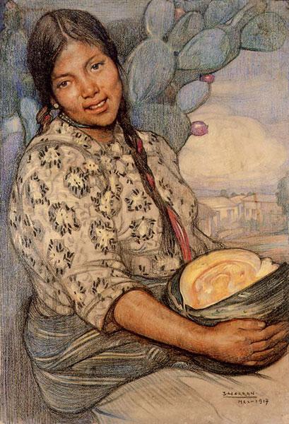 By Saturnino Herrán (en es) [Public domain or Public domain]