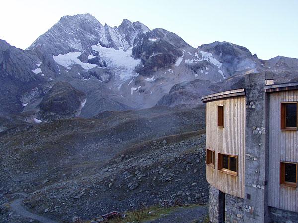 Berghütte (Alpen)