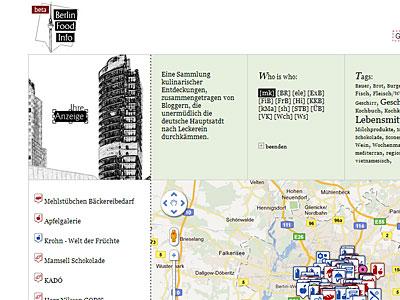 Berlin Food Info