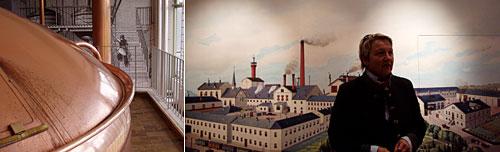 Brauerei Eggenberg in Oberösterreich