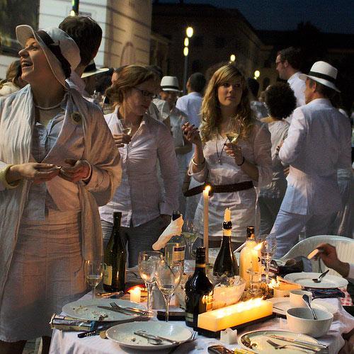 1. Diner En Blanc Berlin