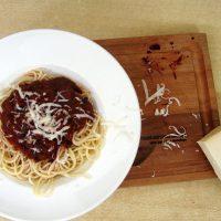 Holunder-Tomatensoße