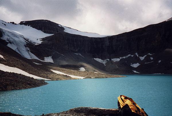 Kanada – Bergsee