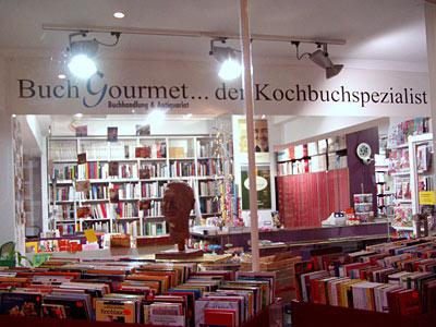 Kochbuchladen in Köln - BuchGourmet