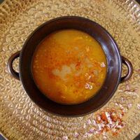 türkische Kuttel-Suppe