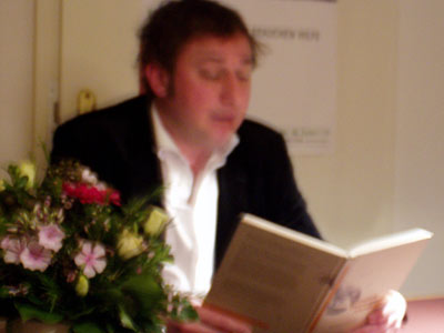 kulinarische Lesung in Berlin: Steven Paul liest aus dem Buch Monsieur, der Hummer und ich
