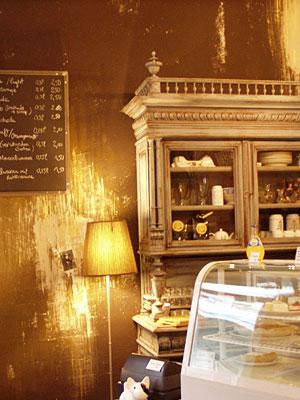 Louise Chérie Café in Berlin Friedrichshain