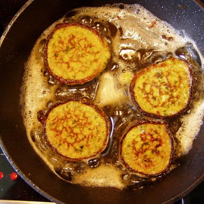 persische Kartoffelküchlein