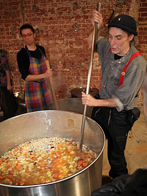 Protestsuppe