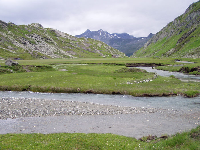 Rötbach und Rötalm