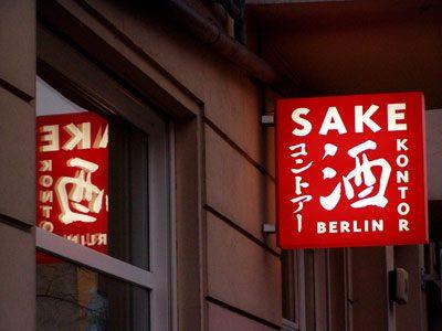 Sake Kontor Berlin
