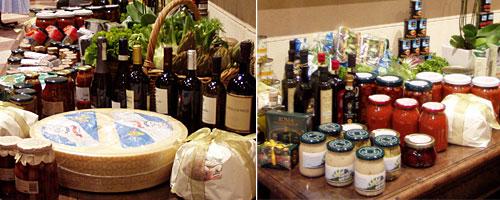 italienische Spitzenprodukte beim Branchen-Event in der italienischen Botschaft