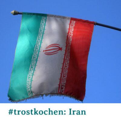 Flagge Iran – orientalische Rezeptsammlung