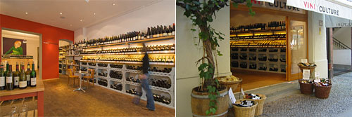Viniculture in Berlin Charlottenburg