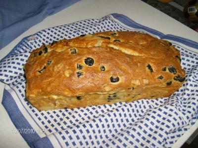 Ziegenkäse-Brot